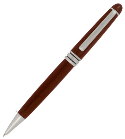 Gadget ed Idee aziendali personalizzabili penna a sfera in legno