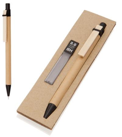 Gadget ed Idee aziendali personalizzabili portamine in legno