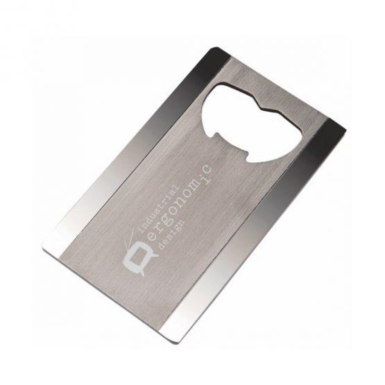 Gadget ed Idee aziendali Apribottiglie in acciaio