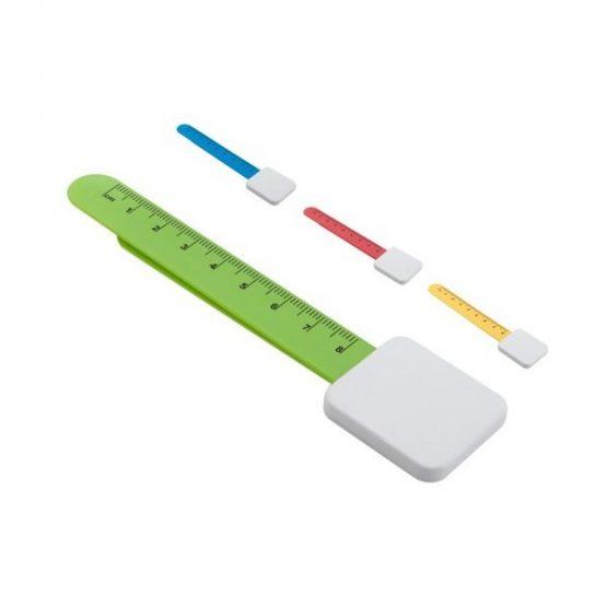 Gadget aziendali righello con gomma personalizzabili