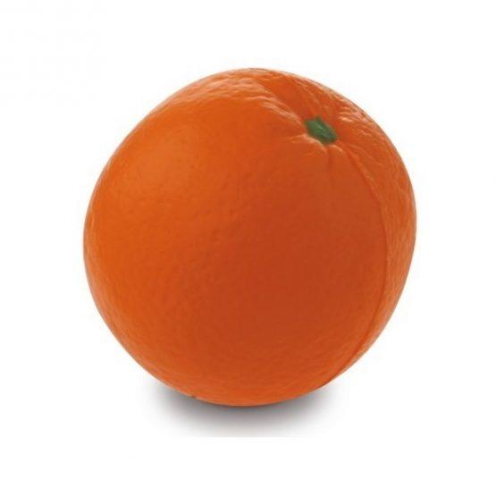 Gadget aziendali arancia antistress personalizzabili