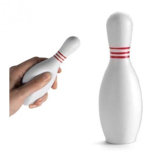 Gadget aziendali birillo bowling antistress personalizzabili