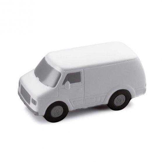 Gadget aziendali furgone antistress personalizzabili