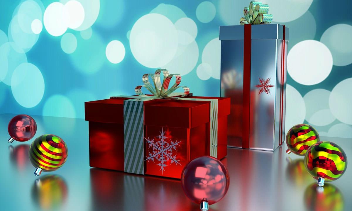 Gadget aziendali natalizi personalizzabili con logo athena promotion
