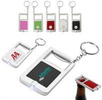 Gadget ed Idee aziendali personalizzabili Apribottiglia con luce