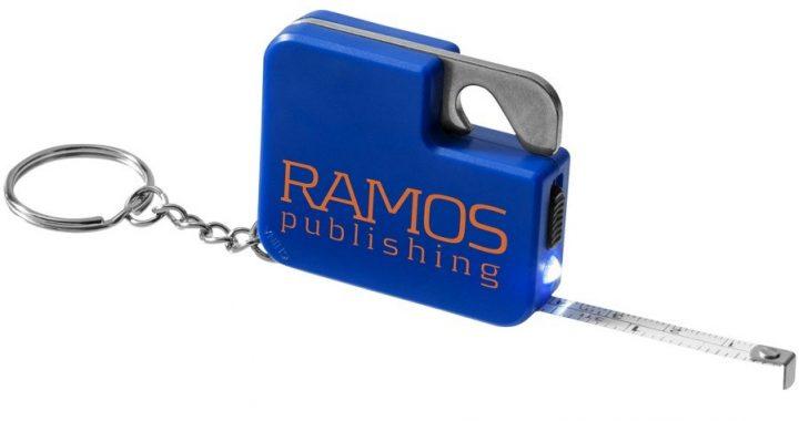 Gadget Aziendale Personalizzabile Flessometro apribottiglie con luce