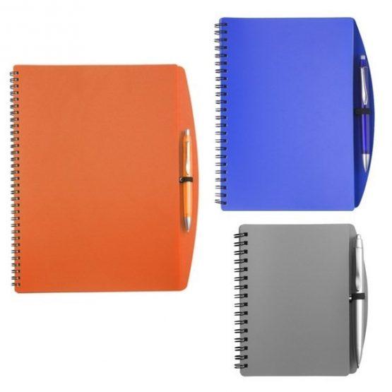 Gadget aziendali Taccuino con penna personalizzati