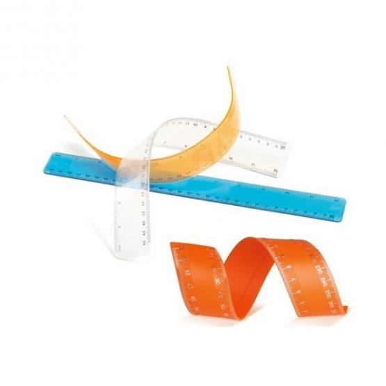 Gadget aziendali righello flessibile personalizzabili