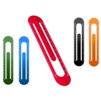 Gadget aziendali righello segnapagina personalizzabili