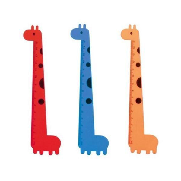 Gadget aziendali righello giraffa personalizzabili