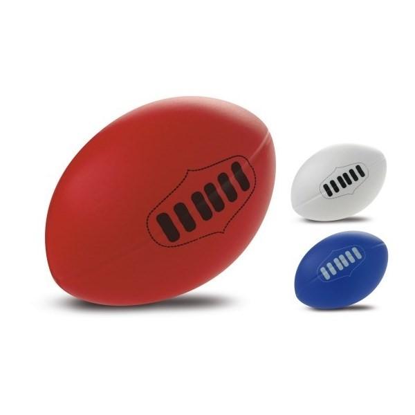 Gadget aziendali palla rugby antistress personalizzabili