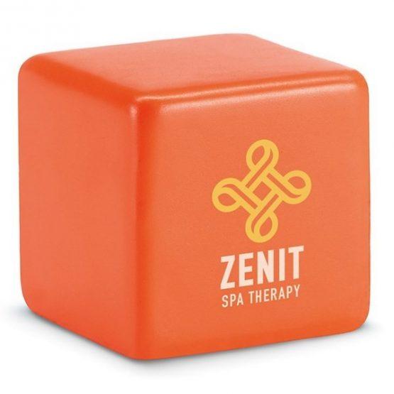 Gadget aziendali cubo antistress personalizzabili