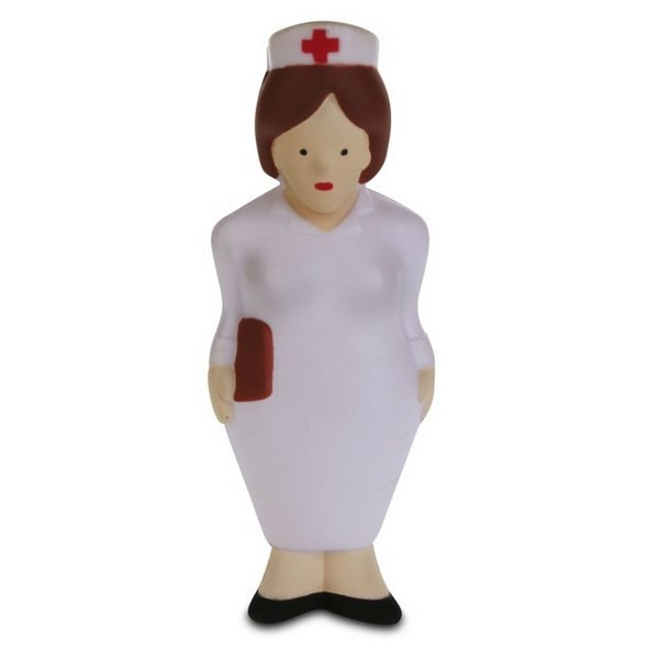 Gadget aziendali infermiera antistress personalizzabili