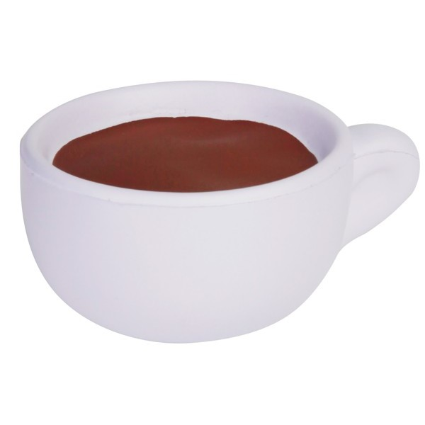 Gadget aziendali tazzina di caffè antistress personalizzabili