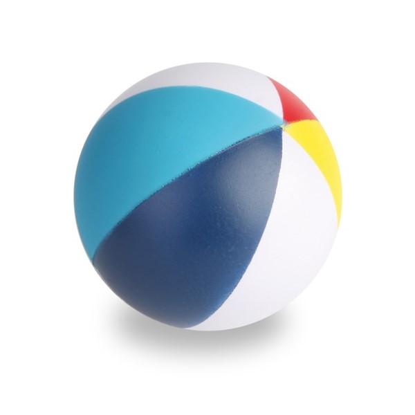 Gadget aziendali pallina arcobaleno antistress personalizzabili