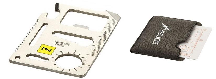 Novità Gadget, Multifunzioni in acciaio da viaggio personalizzabile con logo