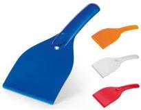 raschiaghiaccio in plastica gadget pubblicitario personalizzabile con logo articolo promozionale athenapromotion masterful